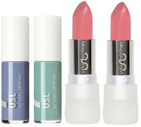 Pastel Nail Polish & Lipstick Collection