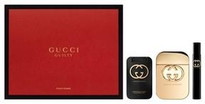 Gucci Guilty Eau De Toilette Pour Femme Set ($161 Value)