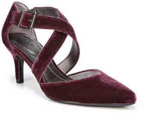 LifeStride Women's See This Velvet Pump