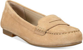 White Mountain Markos Moccasin Flats Women's Shoes