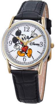Disney Mens Cardiff Twotone Mickey Watch