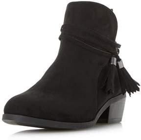 Head Over Heels *Head Over Heels by Dune Black 'Petraa' Ankle Boots