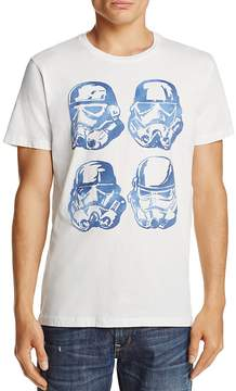 Junk Food Clothing Four Storm Trooper Crewneck Short Sleeve Tee