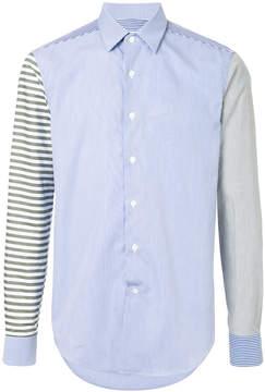 Loewe colour block shirt