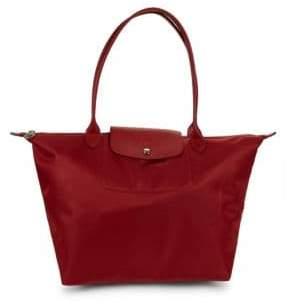 Longchamp Classic Logo Shoulder Bag