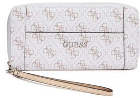 GUESS Delaney Logo Slim Clutch