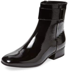Aquatalia Women's Lupita Naplak Leather Ankle Boot