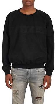 RtA Men's Cotton Canvas Sweatshirt