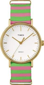 Timex Weekender Fairfield Nylon Ladies Watch TW2P91800