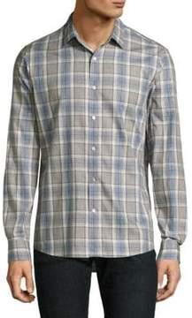 Michael Kors Cotton Casual Button-Down Shirt