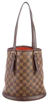 Louis Vuitton Damier Marais Bucket Tote
