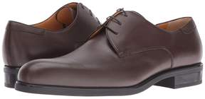 a. testoni Nappa Oxford Men's Lace up casual Shoes