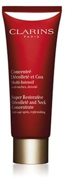 Clarins Super Restorative Decollete and Neck Concentrate/ 2.4 oz.