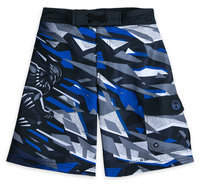 Disney Black Panther Swim Trunks for Boys by Our Universe