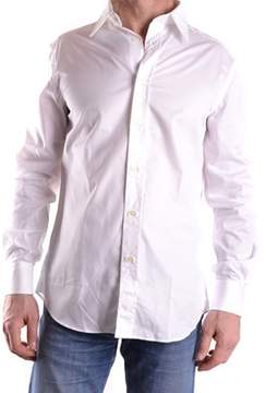 Gianfranco Ferre Men's White Cotton Shirt.