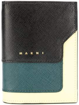Marni saffiano bi-fold wallet