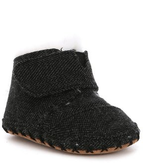 Toms Girls' Cuna Crib Shoes