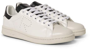 Raf Simons + Adidas Stan Smith Leather Sneakers