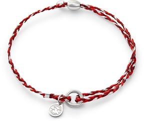 Alex and Ani Sangria Precious Threads Bracelet