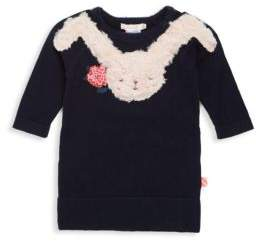 Billieblush Baby's & Toddler's Bunny Knit Dress
