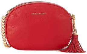 Michael Kors Ginny Red Leather Bag - ROSSO - STYLE
