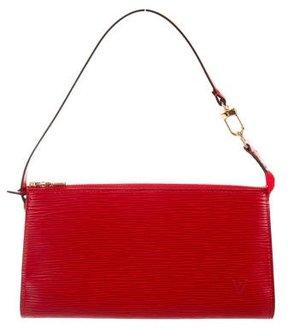 Louis Vuitton Epi Pochette Accessoires - RED - STYLE