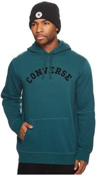 Converse Quilted Panel Pullover Hoodie Men's Sweatshirt