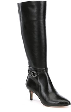 Antonio Melani Ferna Leather Dress Boots