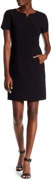Tahari Bi Stretch Shift Dress
