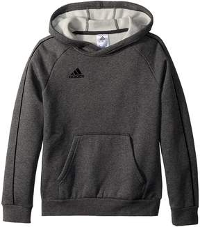 adidas Kids Core 18 Hoodie Boy's Sweatshirt