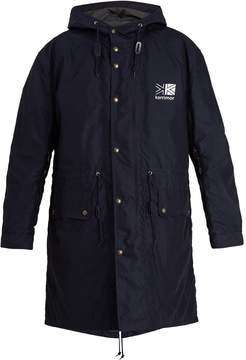 Junya Watanabe X Karrimor reversible backpack technical jacket