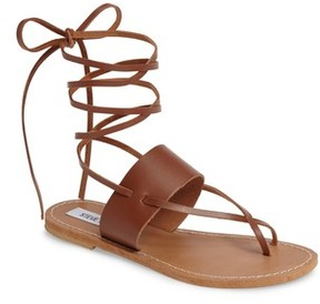 Steve Madden Women's Bianca Lace-Up Sandal