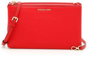 MICHAEL Michael Kors Adele Crossbody Bag - BRIGHT RED|ROSSO - STYLE