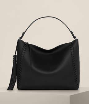 AllSaints Kepi East West Shoulder Bag