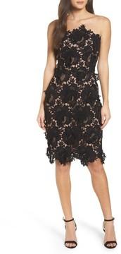 Adelyn Rae Women's Jade Lace Tube Dress
