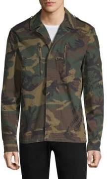 Alpha Industries Graffiti Camo Jacket