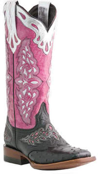 Lucchese Bootmaker M5800.TWF Square Toe Fowler Heel Boot (Women's)