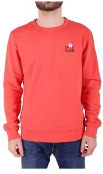 Scotch & Soda Men's Red Cotton Sweatshirt.