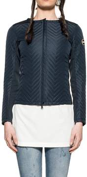 Colmar Blue Quilted Jacket