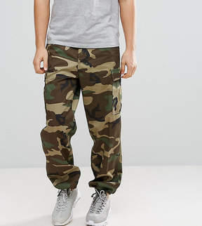 Reclaimed Vintage Revived Cargo Pants In Camo