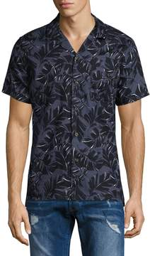 Life After Denim Men's Palmetto Cotton Sportshirt