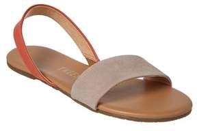 TKEES Charlie Leather Sandal.