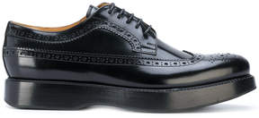 Church's flatform brogues