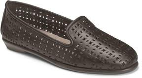 Aerosoles Women's You Betcha Leather Flat