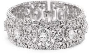 Adriana Orsini Women's Pavé Filigree Bracelet