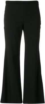 Emilio Pucci cropped flared trousers