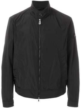 Peuterey sheen bomber jacket