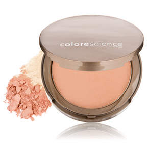 Colorescience Pressed Mineral Illuminator Powder - Champagne Kiss