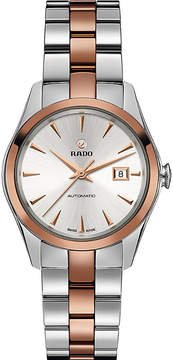 Rado R32087112 HyperChrome stainless steel and Ceramos watch