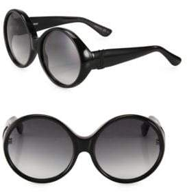 Saint Laurent SL M1 60MM Oversized Round Sunglasses